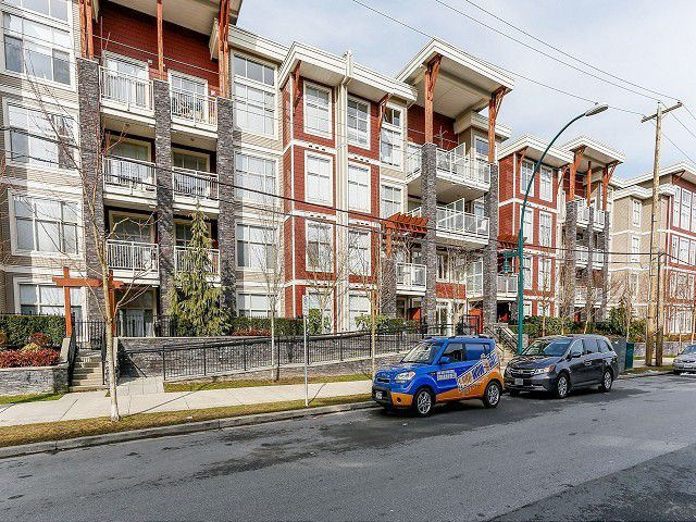 """Main Photo: 405 2477 KELLY Avenue in Port Coquitlam: Central Pt Coquitlam Condo for sale in """"SOUTH VERDE"""" : MLS®# V1049579"""