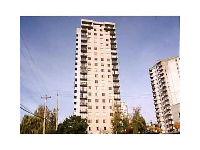 Main Photo: 1007 145 ST. GEORGES Avenue in North Vancouver: Lower Lonsdale Condo for sale : MLS®# V1117456