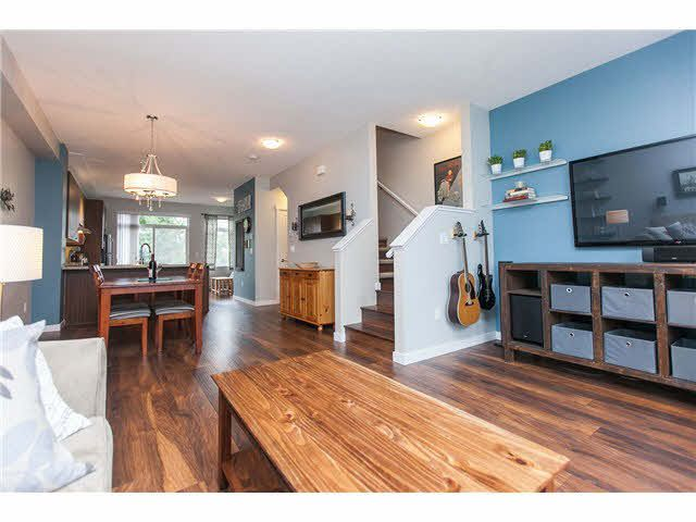 "Photo 3: Photos: 7 10415 DELSOM Crescent in Delta: Nordel Townhouse for sale in ""Sunstone--Equinox"" (N. Delta)  : MLS®# F1448576"