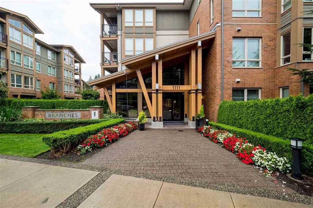 "Main Photo: 215 1111 E 27TH Street in North Vancouver: Lynn Valley Condo for sale in ""BRANCHES"" : MLS®# R2111243"