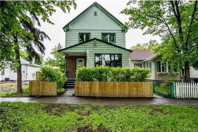 Main Photo: 455 Cathedral Avenue in Winnipeg: Sinclair Park Residential for sale (4C)  : MLS®# 1714282