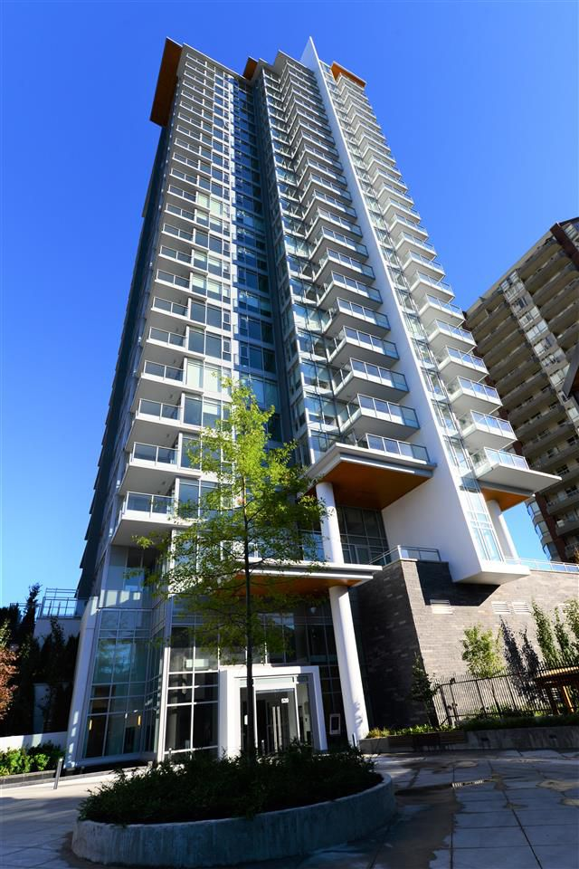 "Main Photo: 1409 520 COMO LAKE Avenue in Coquitlam: Coquitlam West Condo for sale in ""THE CROWN"" : MLS®# R2201094"