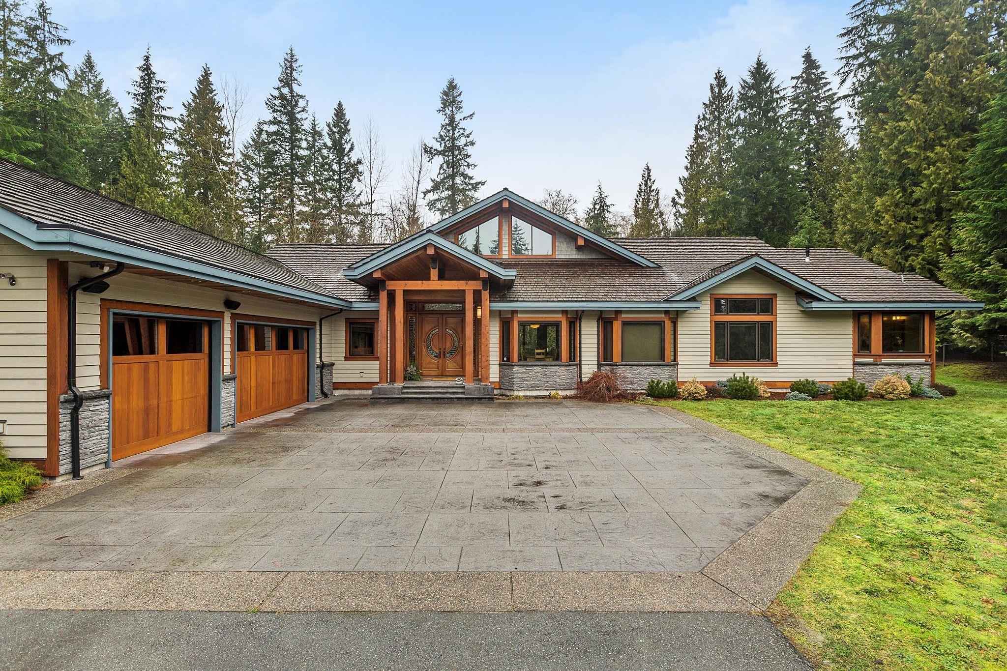 Main Photo: 27289 110 Avenue in Maple Ridge: Whonnock House for sale : MLS®# R2232115