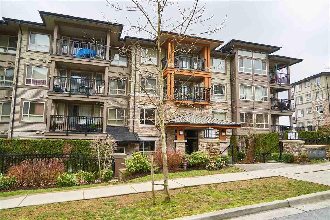 "Main Photo: 407 3178 DAYANEE SPRINGS Boulevard in Coquitlam: Westwood Plateau Condo for sale in ""Tamarack"" : MLS®# R2245045"
