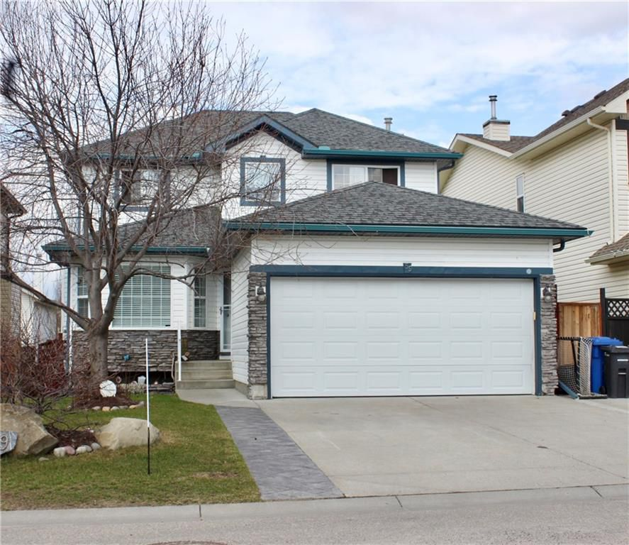 Main Photo: 59 CRYSTALRIDGE Close: Okotoks House for sale : MLS®# C4177161