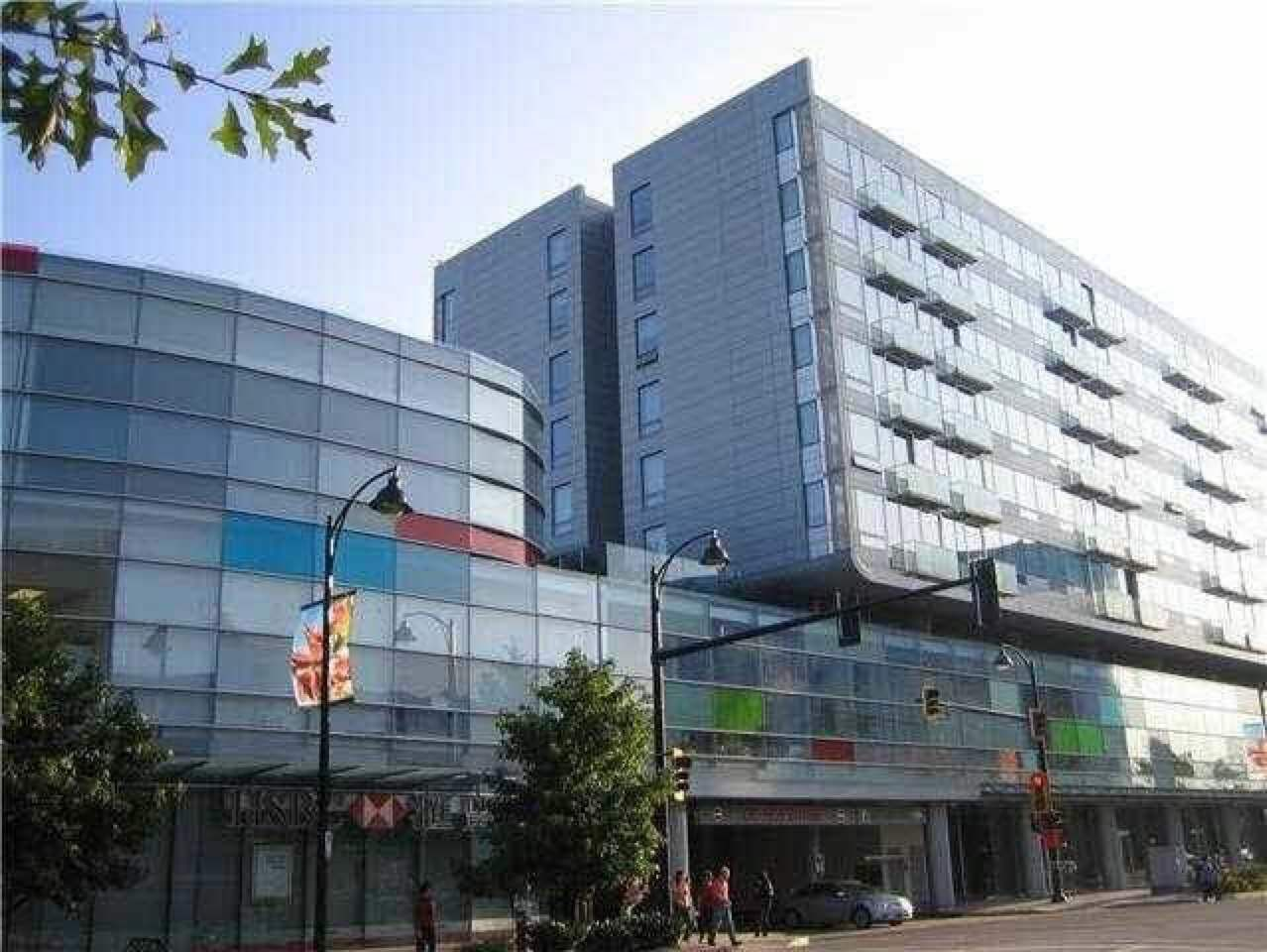 "Main Photo: 713 8080 CAMBIE Road in Richmond: West Cambie Condo for sale in ""ABERDEEN RESIDENCE"" : MLS®# R2295163"