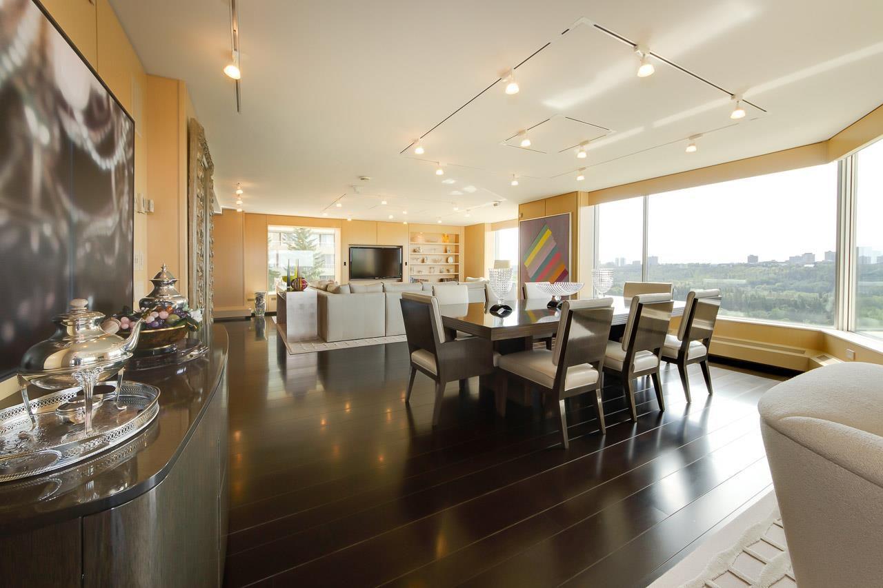 Photo 5: Photos: 602 11826 100 Avenue in Edmonton: Zone 12 Condo for sale : MLS®# E4128458