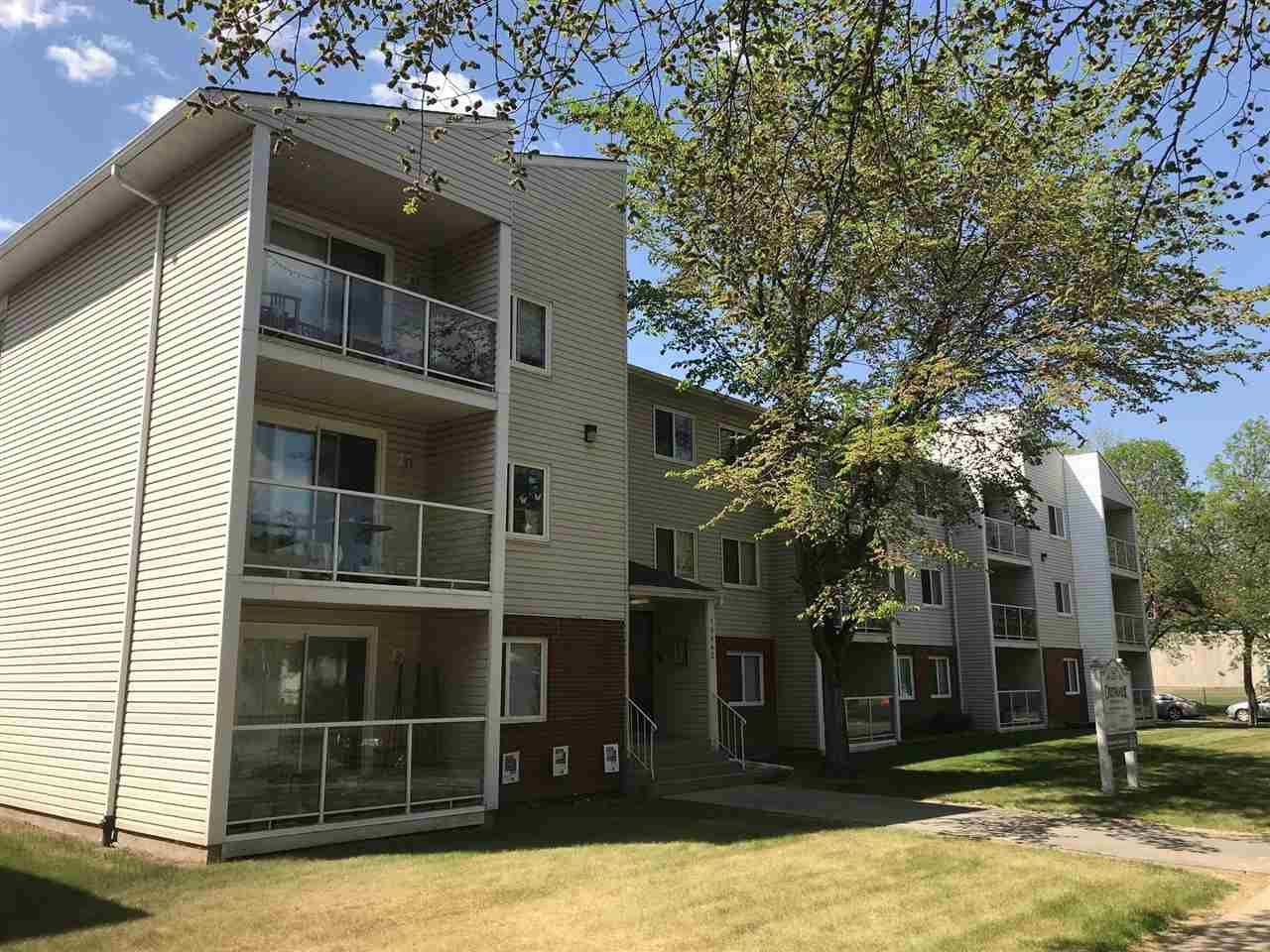 Main Photo: 202 10842 107 Street in Edmonton: Zone 08 Condo for sale : MLS®# E4129825