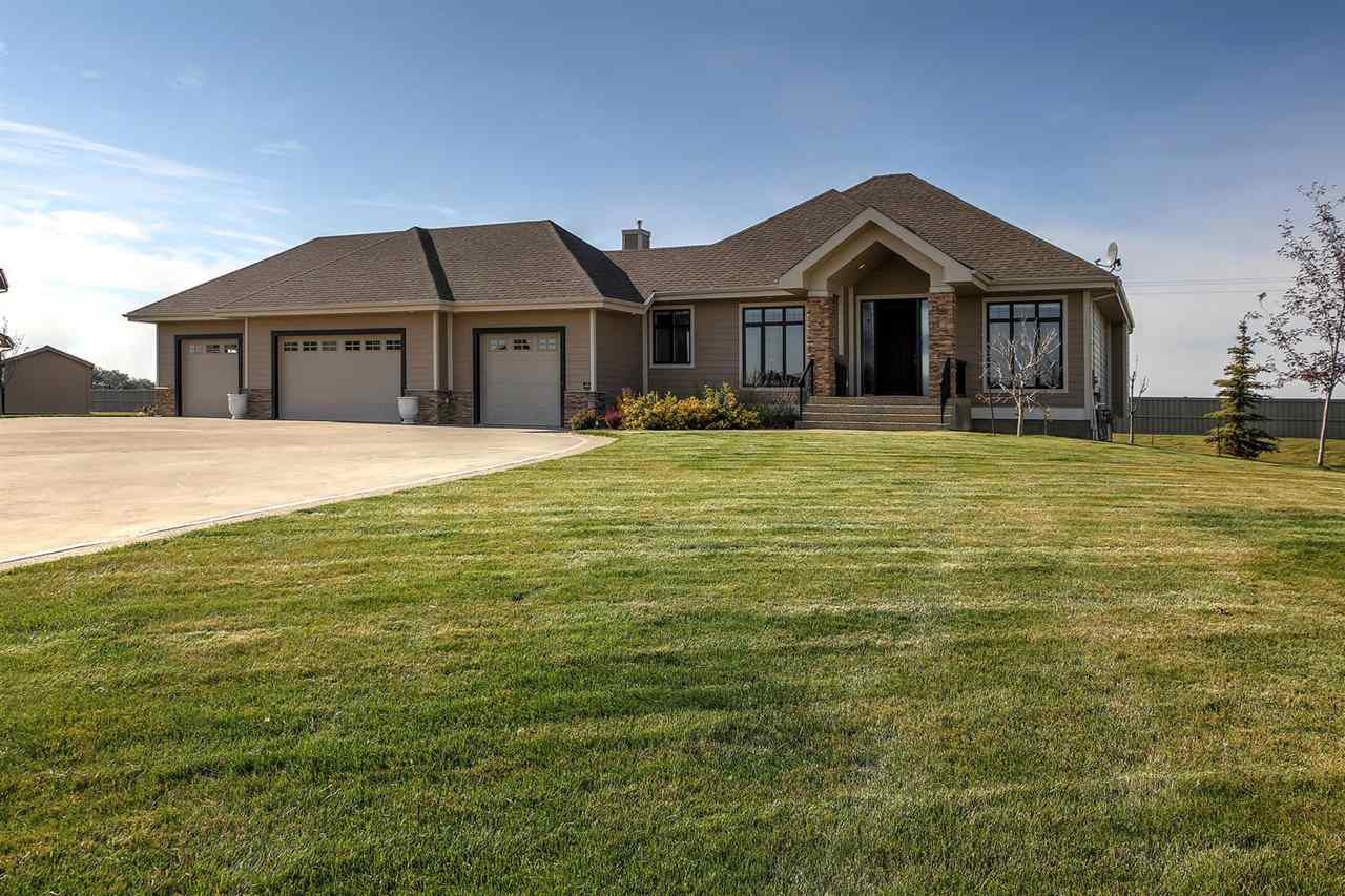 Main Photo: 74 26131 TWP RD 532 A: Rural Parkland County House for sale : MLS®# E4132791