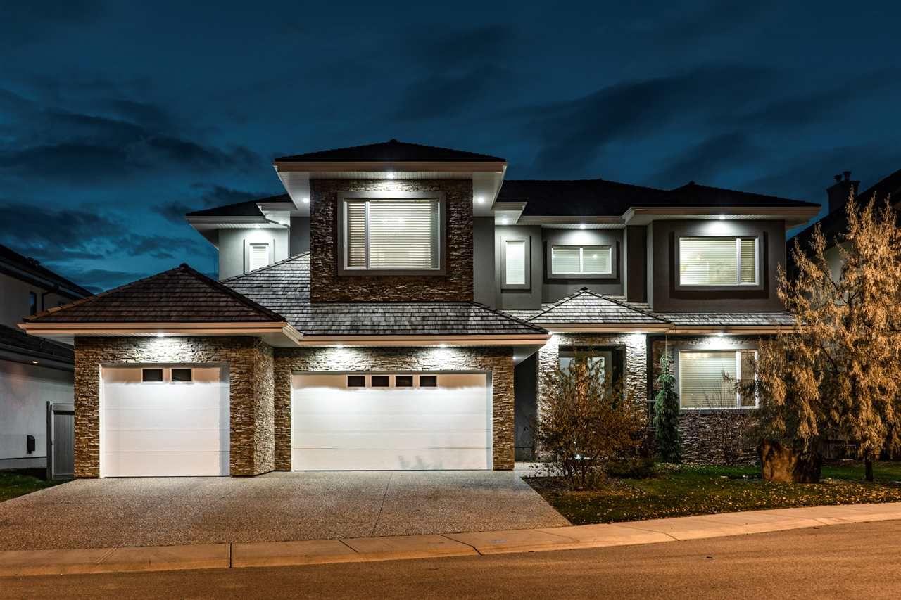 Main Photo: 4210 WESTCLIFF Court in Edmonton: Zone 56 House for sale : MLS®# E4135269