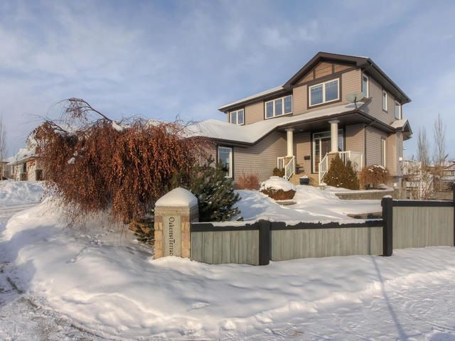 Main Photo: 95 Oak Vista Drive: St. Albert House for sale : MLS®# E4141496
