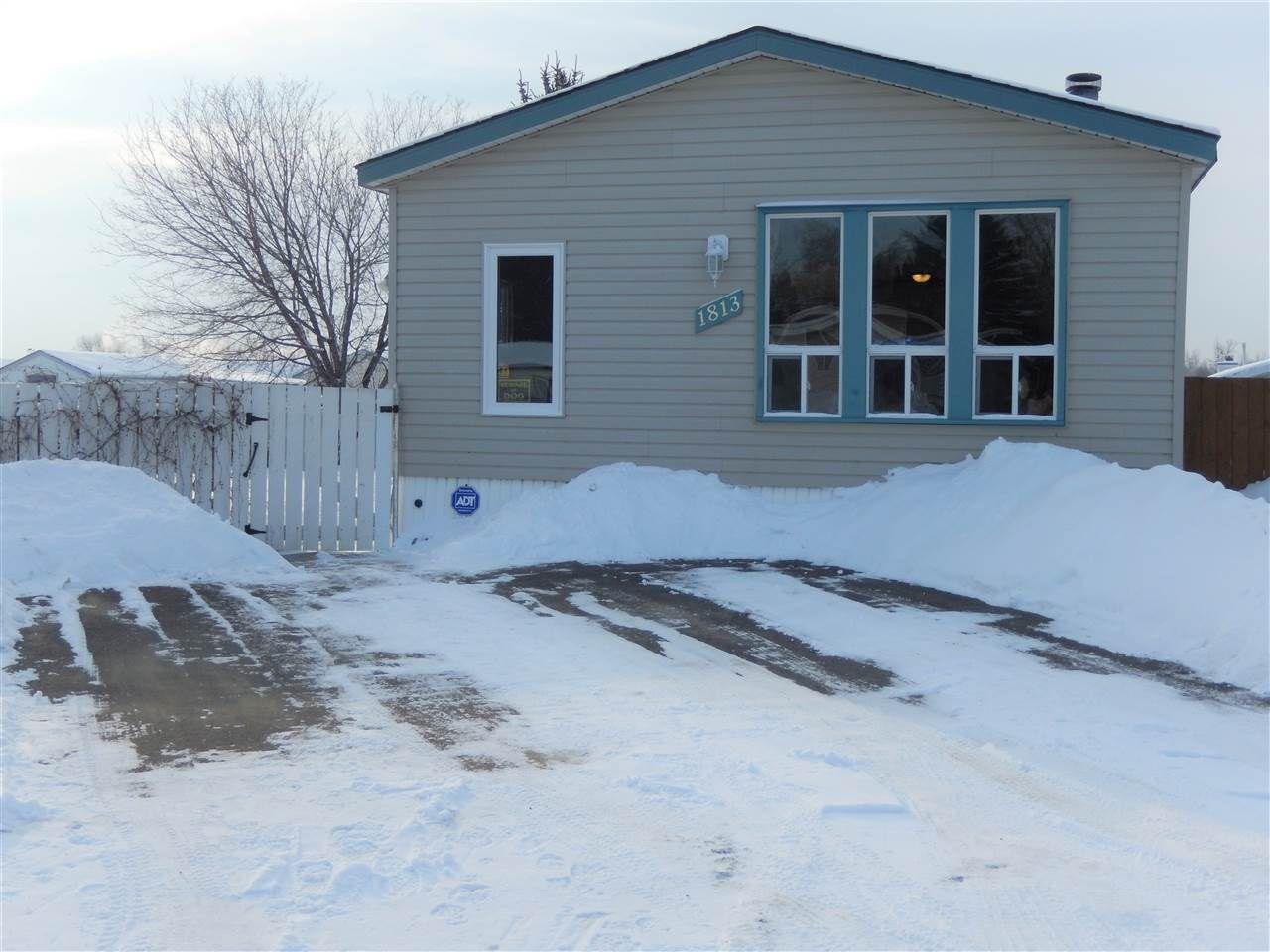 Main Photo: 1813 West Oak Green in Edmonton: Zone 59 Mobile for sale : MLS®# E4144152