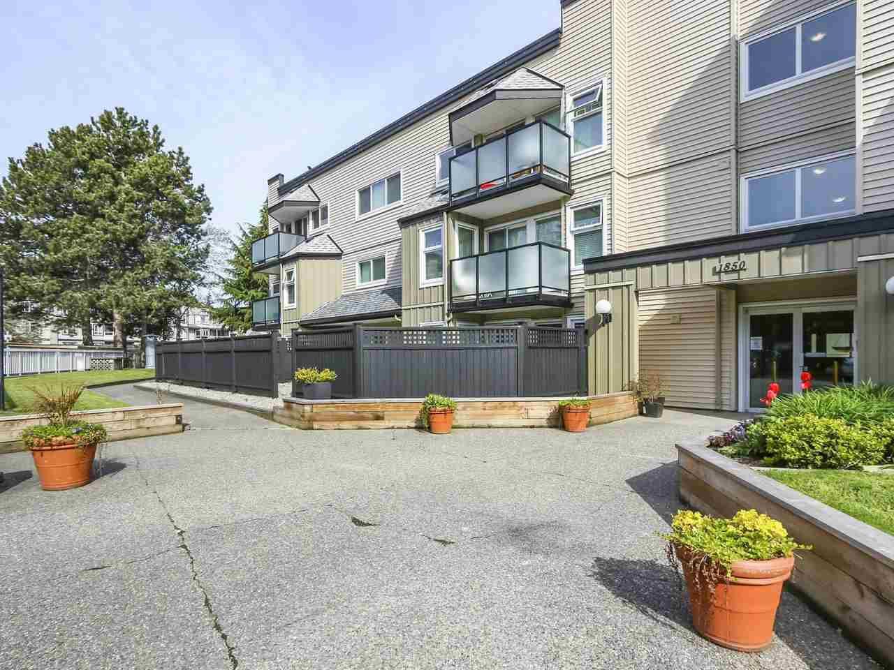 Main Photo: 109 1850 E SOUTHMERE Crescent in Surrey: Sunnyside Park Surrey Condo for sale (South Surrey White Rock)  : MLS®# R2359348