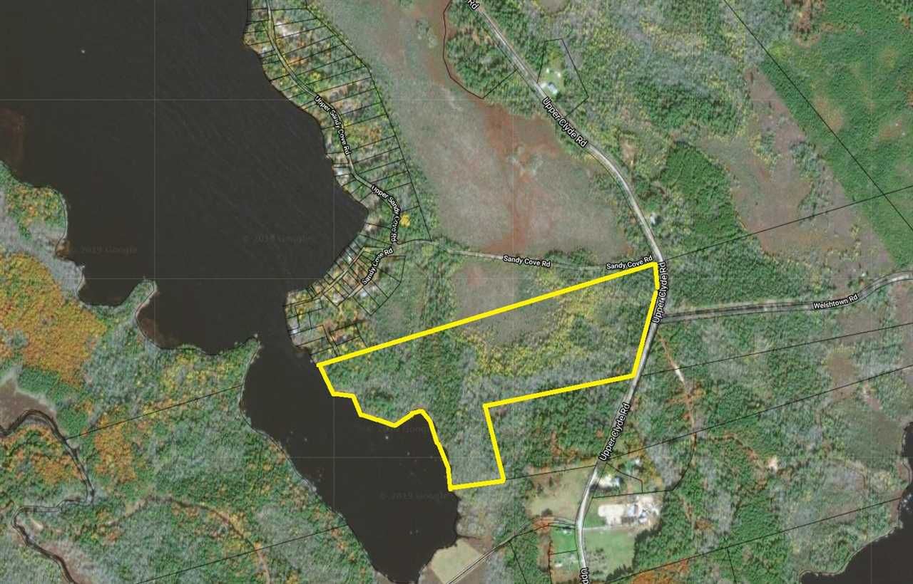 Main Photo: Lot Upper Clyde Road in Welshtown: 407-Shelburne County Vacant Land for sale (South Shore)  : MLS®# 201908953