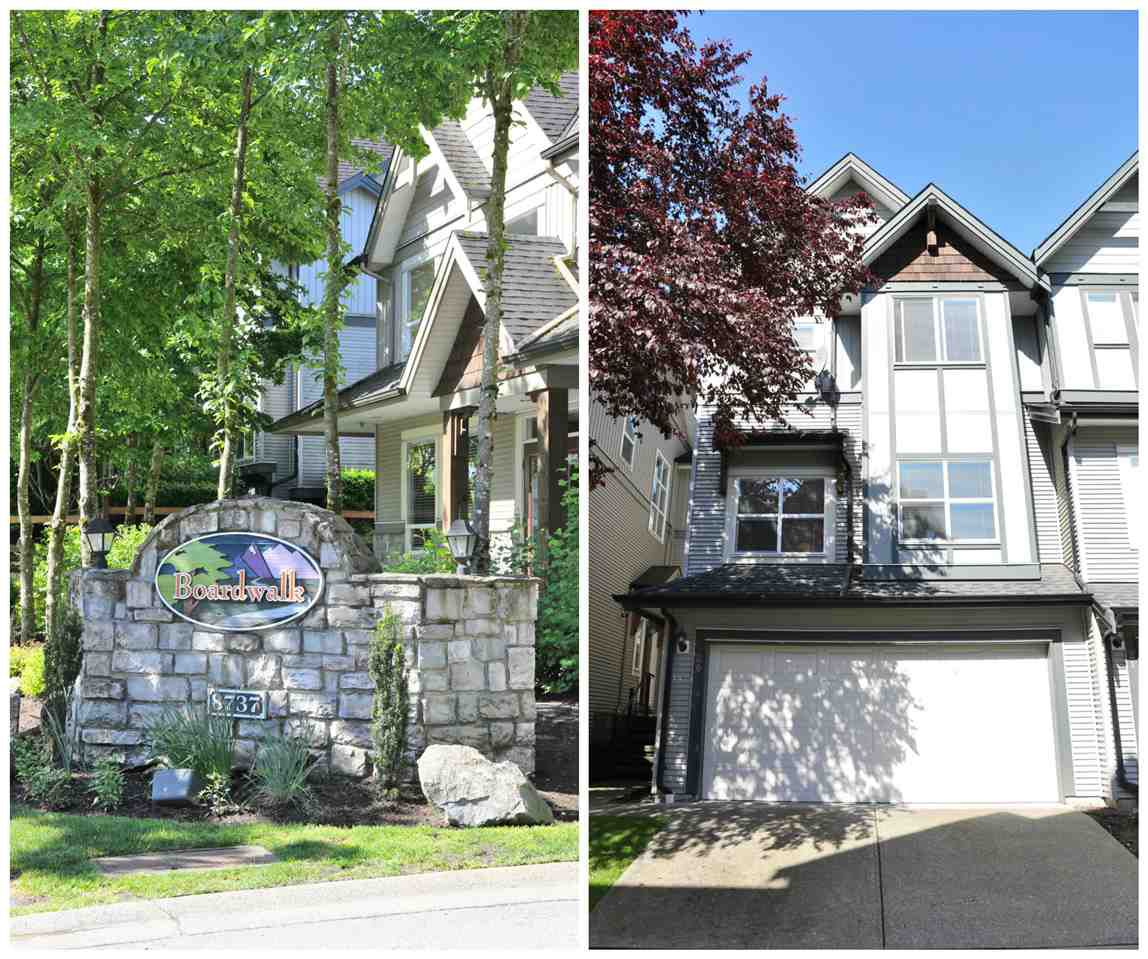 Main Photo: 20 8737 161 Street in Surrey: Fleetwood Tynehead Townhouse for sale : MLS®# R2370101