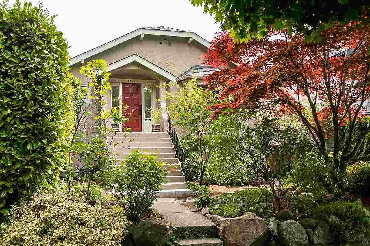 Main Photo: 6568 BALSAM Street in Vancouver: S.W. Marine House for sale (Vancouver West)  : MLS®# R2371786