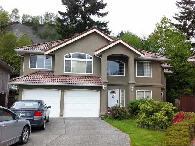 Main Photo: 1482 GALETTE Place in Coquitlam: Hockaday House for sale : MLS®# V890461