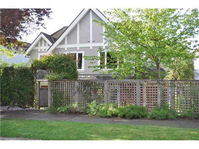 Main Photo: 1137 E 14TH Avenue in Vancouver: Mount Pleasant VE House 1/2 Duplex for sale (Vancouver East)  : MLS®# V891139