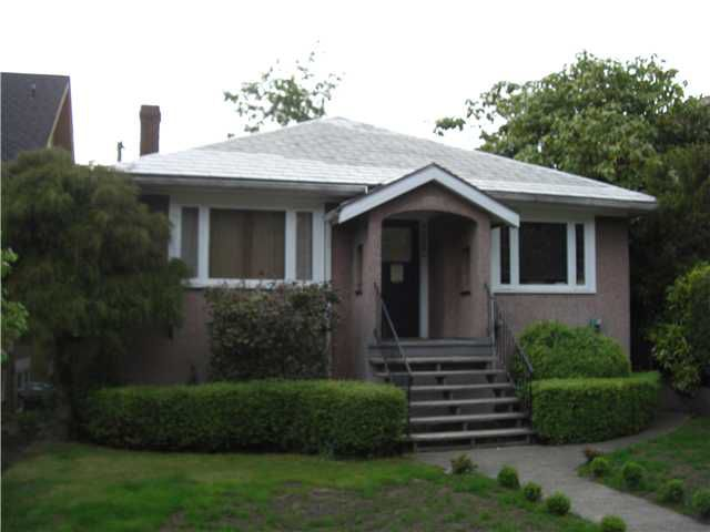 Main Photo: 5525 TRAFALGAR Street in Vancouver: Kerrisdale House for sale (Vancouver West)  : MLS®# V891682