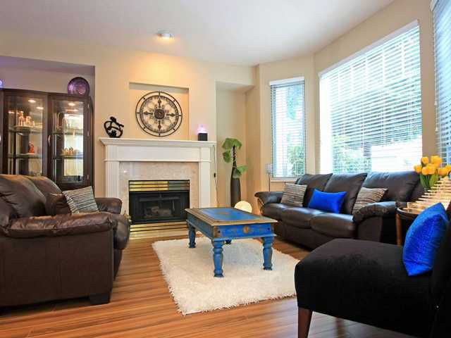 Main Photo: 47 7500 CUMBERLAND Street in Burnaby: The Crest Townhouse for sale (Burnaby East)  : MLS®# V1059595