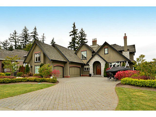 "Main Photo: 13645 20A Avenue in Surrey: Elgin Chantrell House for sale in ""Chantrell Estates"" (South Surrey White Rock)  : MLS®# F1439720"