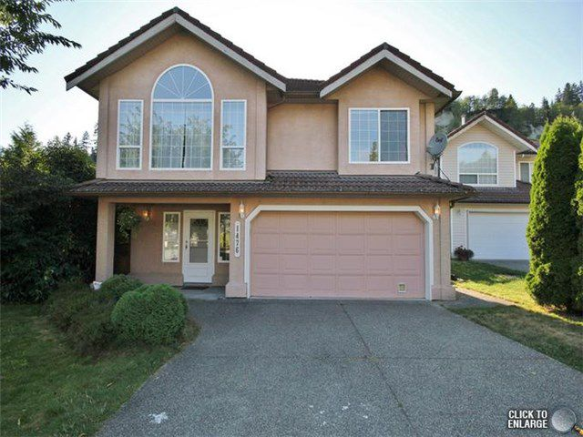 Main Photo: 1476 GALETTE Place in Coquitlam: Hockaday House for sale : MLS®# V1138741