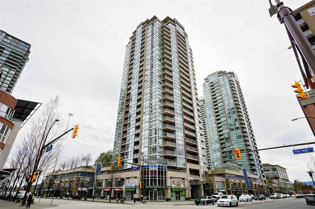 """Main Photo: 1103 2978 GLEN Drive in Coquitlam: North Coquitlam Condo for sale in """"Grand Central"""" : MLS®# R2062885"""