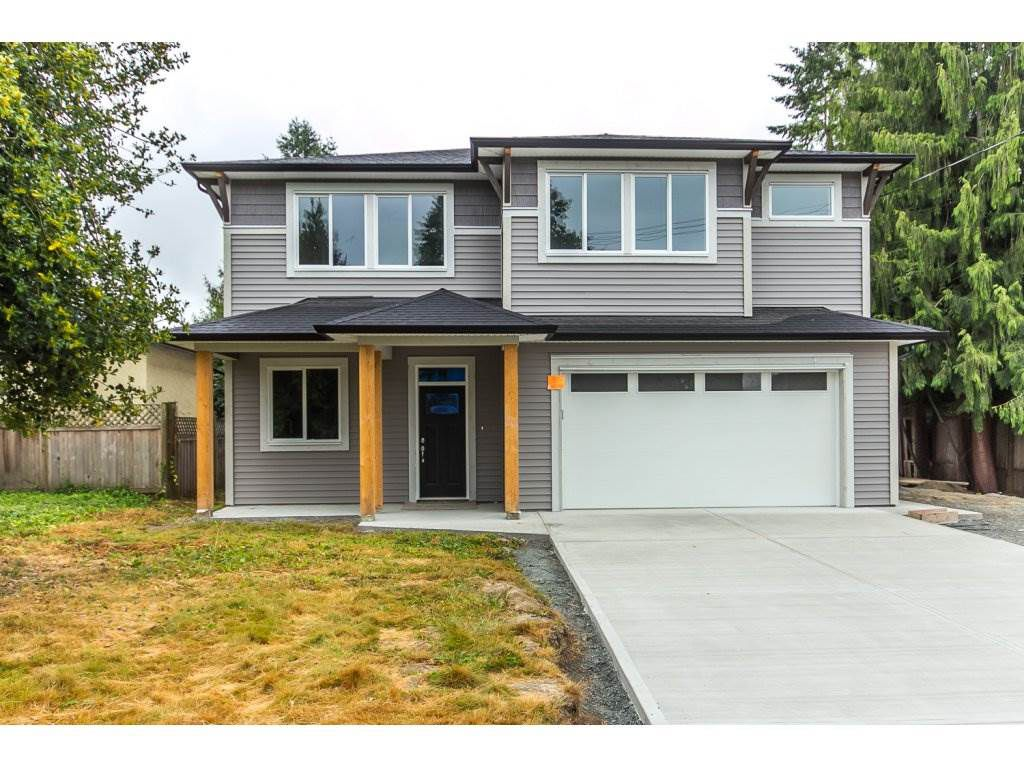 Main Photo: 45652 PRINCESS Avenue in Chilliwack: Chilliwack W Young-Well House for sale : MLS®# R2097195