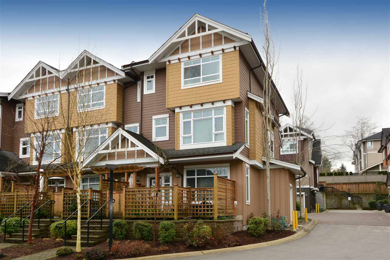 Main Photo: 46 2979 156 STREET in : Grandview Surrey Townhouse for sale : MLS®# R2030003