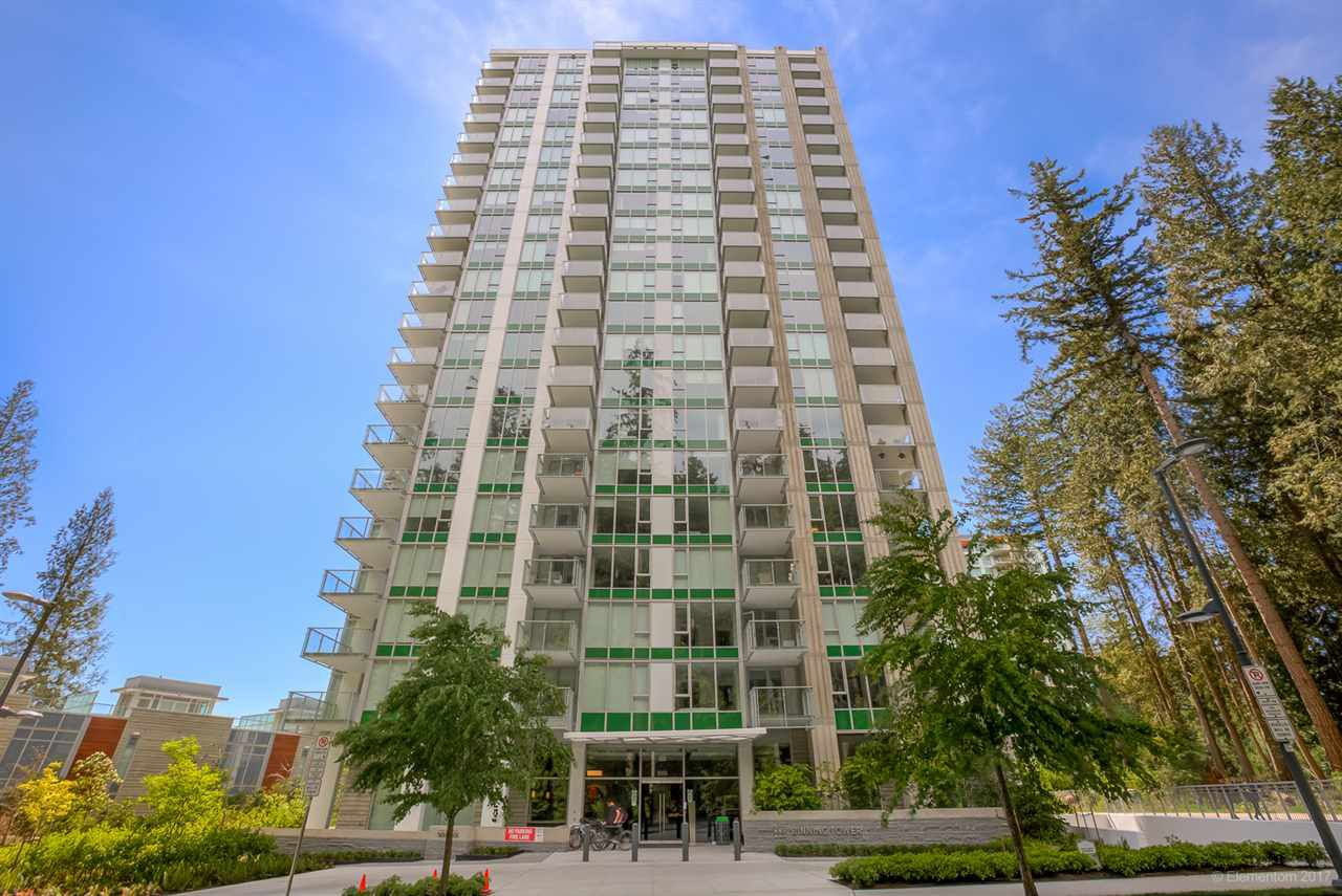 "Main Photo: 807 3355 BINNING Road in Vancouver: University VW Condo for sale in ""BINNING TOWER"" (Vancouver West)  : MLS®# R2166123"
