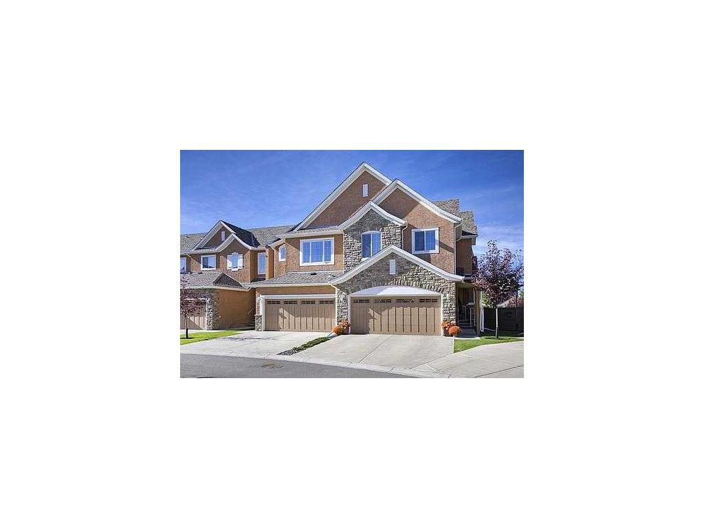 Main Photo: 29 Cranleigh Heights SE in Calgary: Cranston House for sale : MLS®# C3541642