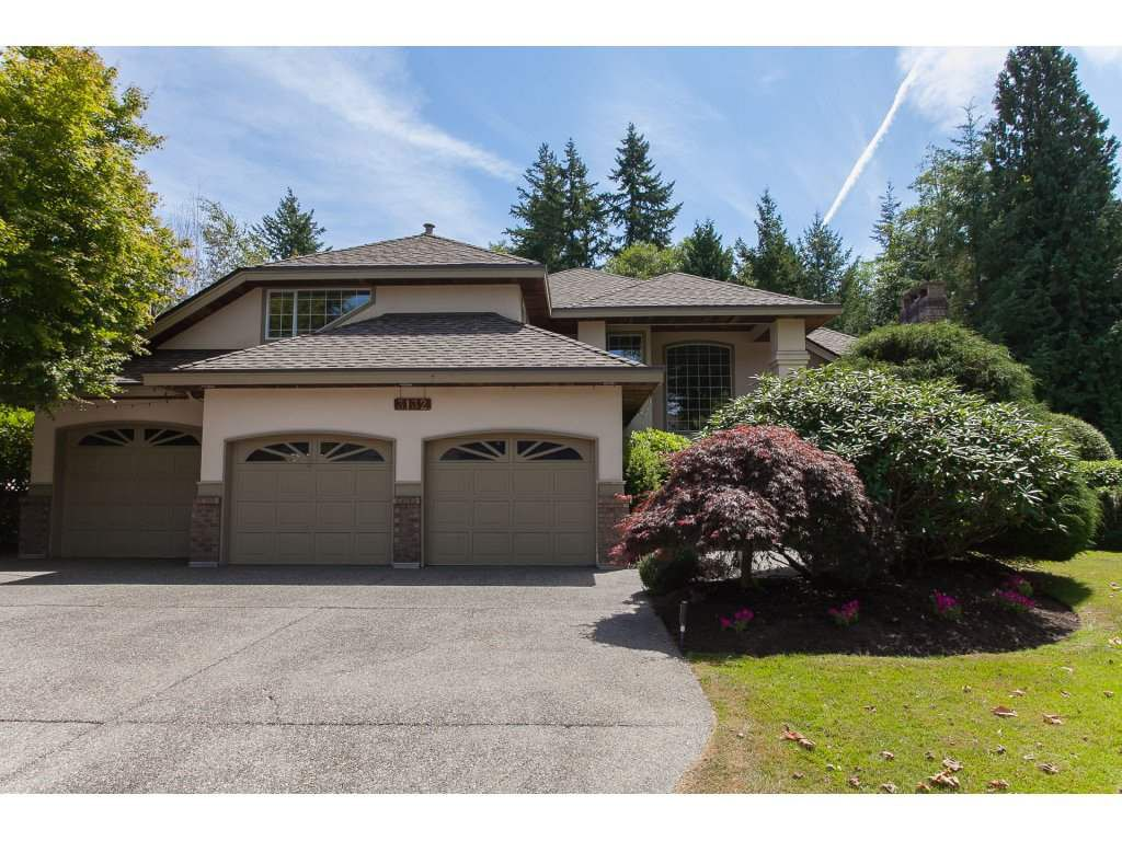 Main Photo: 3132 142 Street in Surrey: Elgin Chantrell House for sale (South Surrey White Rock)  : MLS®# R2187682