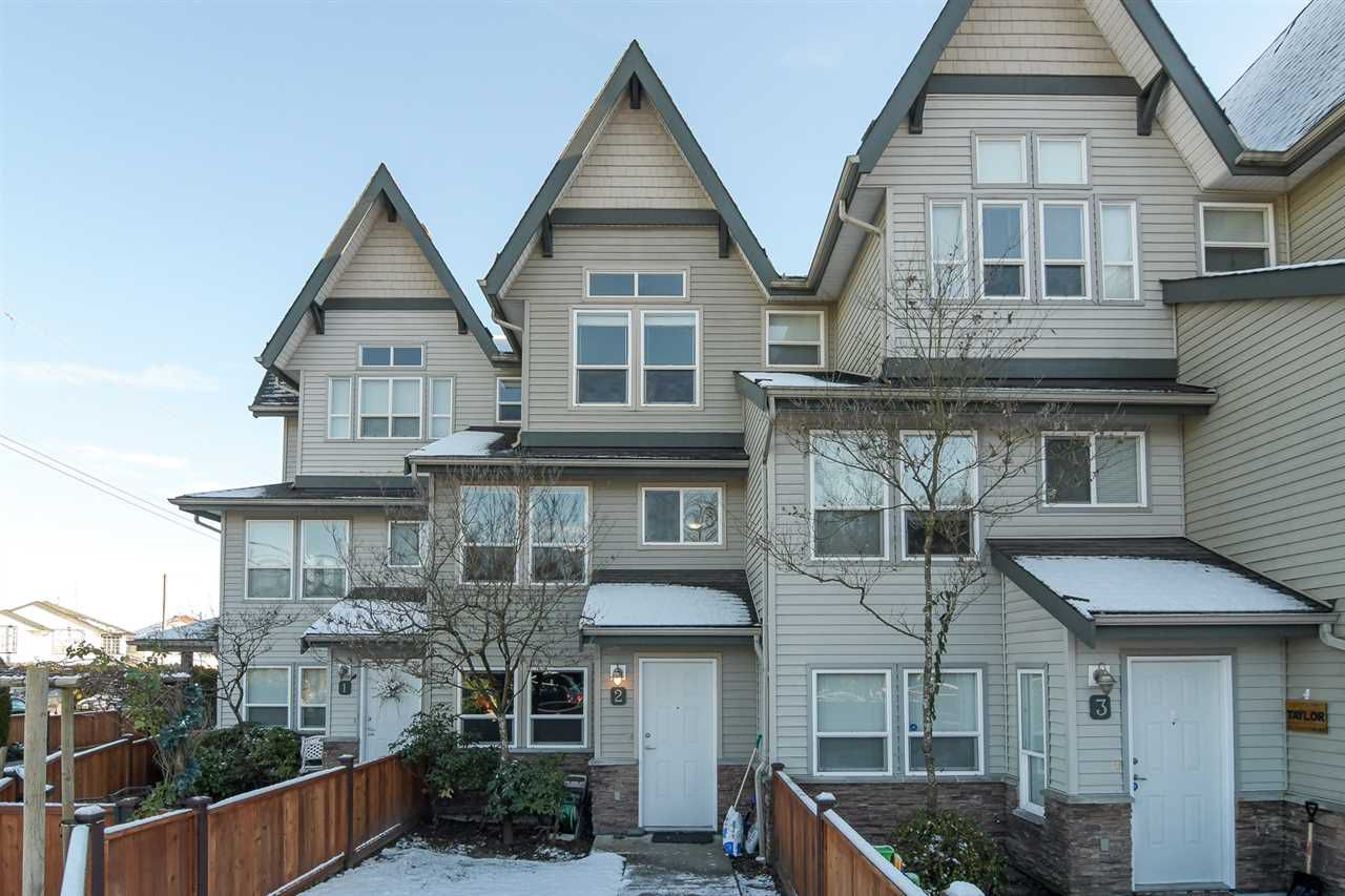 Main Photo: 2 1380 CITADEL Drive in Port Coquitlam: Citadel PQ Townhouse for sale : MLS®# R2240930
