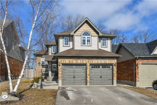 Main Photo: 43 Abbey Road: Orangeville House (Bungalow-Raised) for sale : MLS®# W4070283