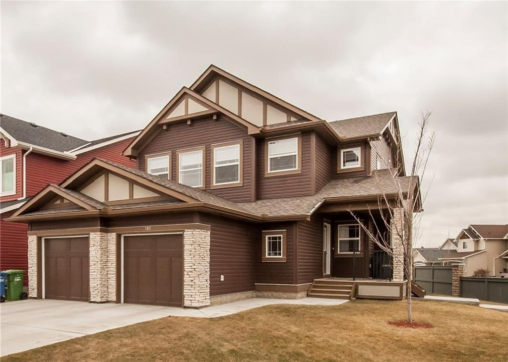 Main Photo: 101 BAYSIDE Loop SW: Airdrie House for sale : MLS®# C4181256