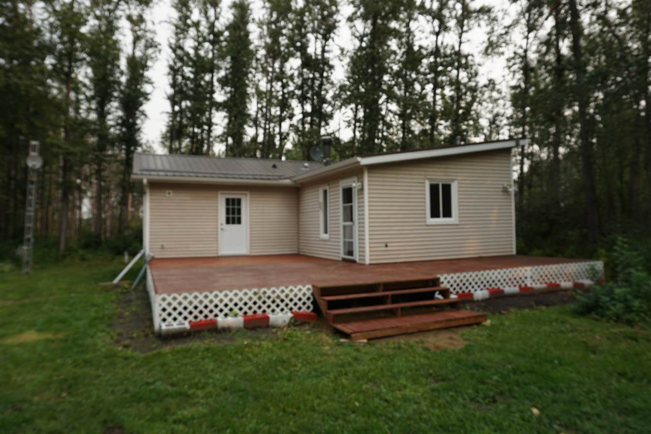 Main Photo: 108 4418 Highway 633: Rural Lac Ste. Anne County House for sale : MLS®# E4125536