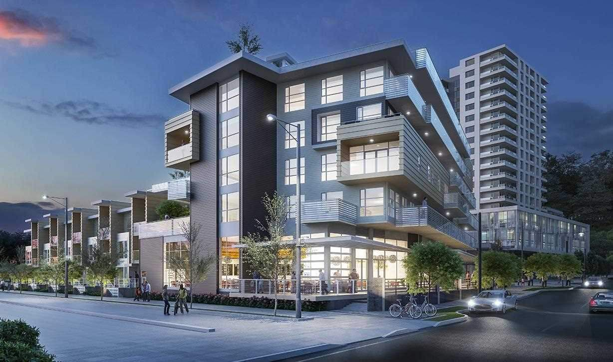 """Main Photo: 302 3488 SAWMILL Crescent in Vancouver: Champlain Heights Condo for sale in """"3 TOWN CENTRE"""" (Vancouver East)  : MLS®# R2298439"""