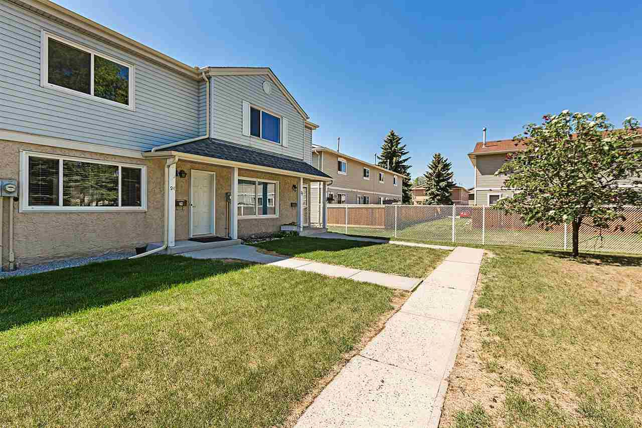 Main Photo: 24 2030 BRENTWOOD Boulevard: Sherwood Park Townhouse for sale : MLS®# E4127474