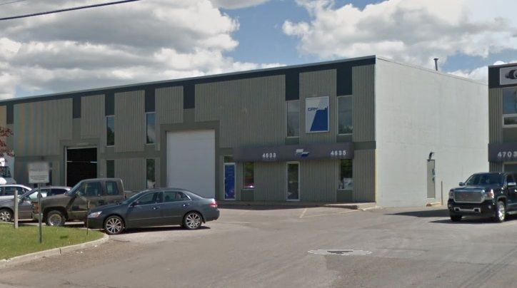 Main Photo: 4633 92 Avenue in Edmonton: Zone 42 Industrial for lease : MLS®# E4129398