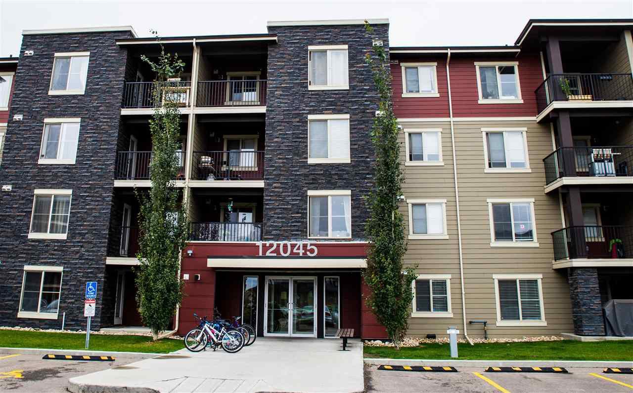 Main Photo: 403 12045 22 Avenue SW in Edmonton: Zone 55 Condo for sale : MLS®# E4129854