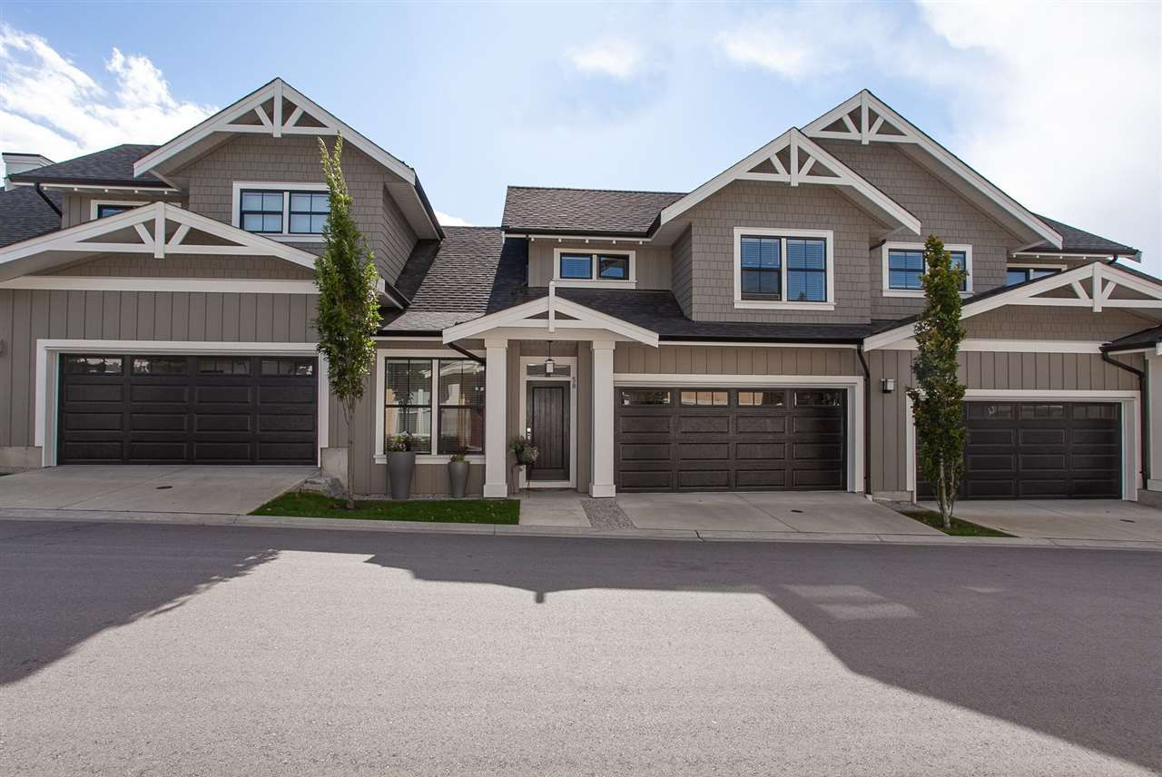 """Main Photo: 58 22057 49 Avenue in Langley: Murrayville Townhouse for sale in """"Heritage"""" : MLS®# R2311598"""