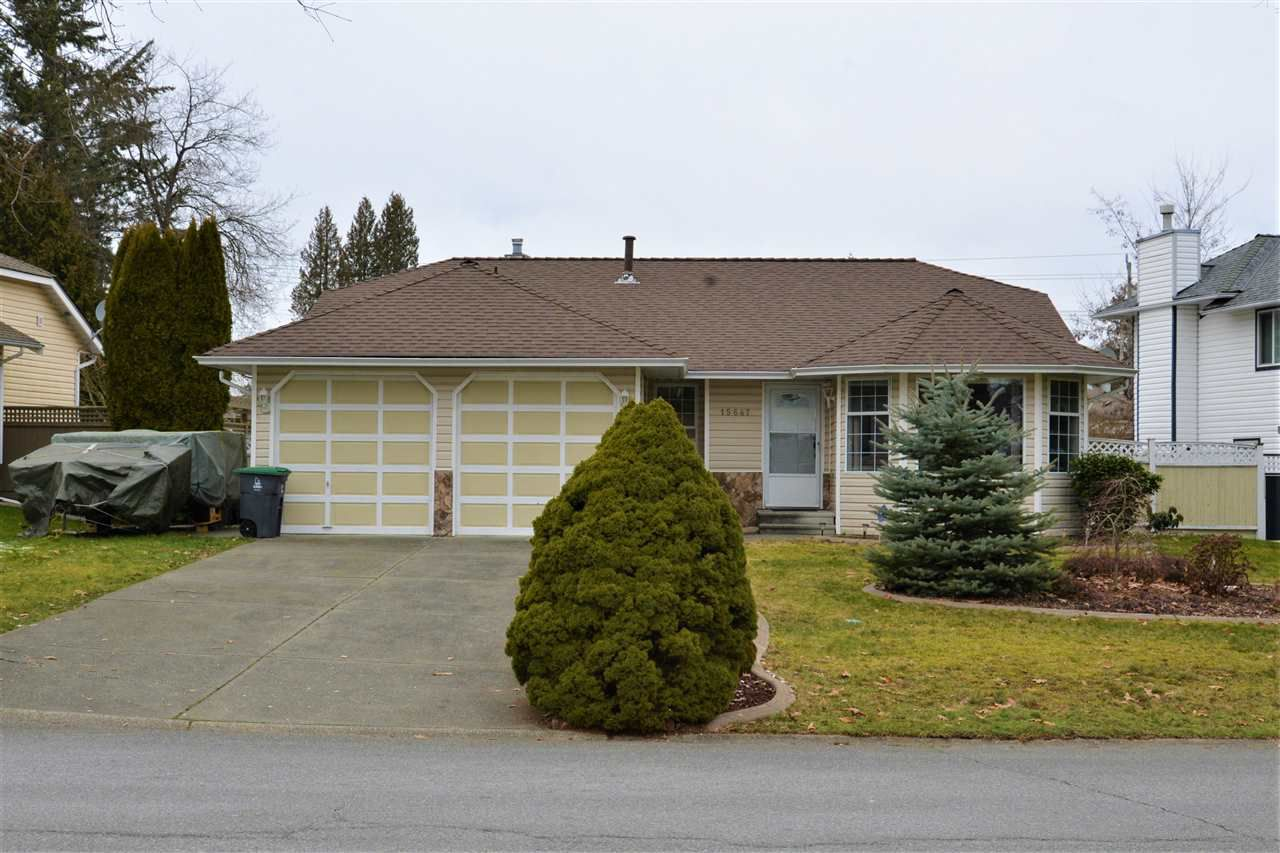 """Main Photo: 15647 94A Avenue in Surrey: Fleetwood Tynehead House for sale in """"Belair Estates"""" : MLS®# R2339822"""