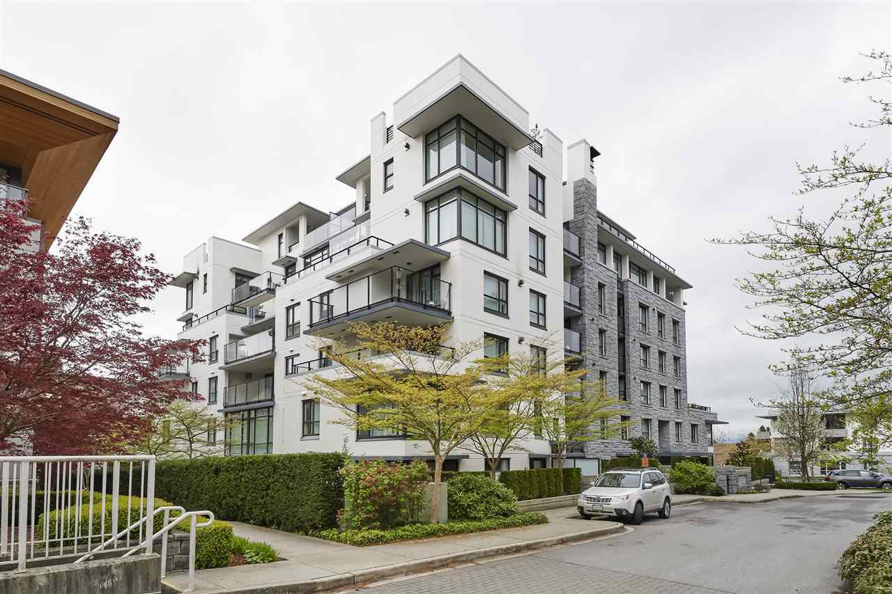 Main Photo: 105 6018 IONA Drive in Vancouver: University VW Townhouse for sale (Vancouver West)  : MLS®# R2361292