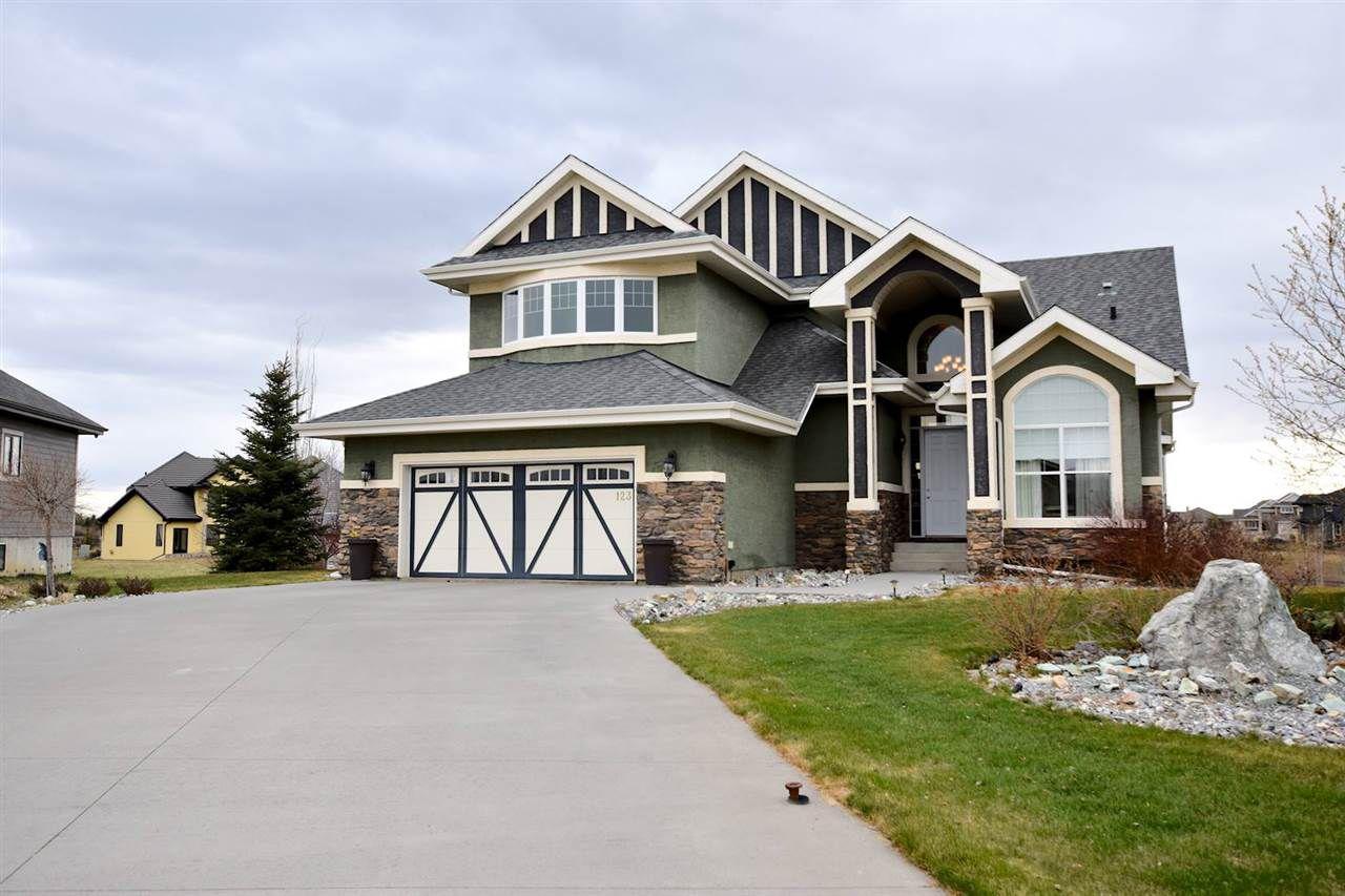 Main Photo: 123 VIA DA VINCI: Rural Sturgeon County House for sale : MLS®# E4155291