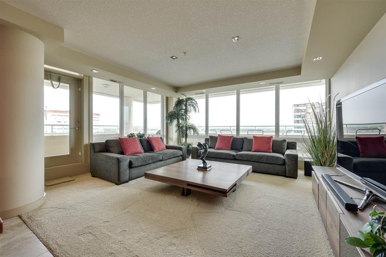 Main Photo: 1104 10055 118 Street in Edmonton: Zone 12 Condo for sale : MLS®# E4156400