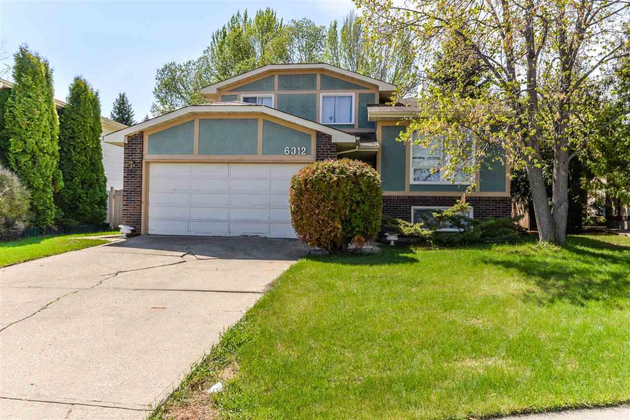 Main Photo: 6312 187 Street in Edmonton: Zone 20 House for sale : MLS®# E4158244
