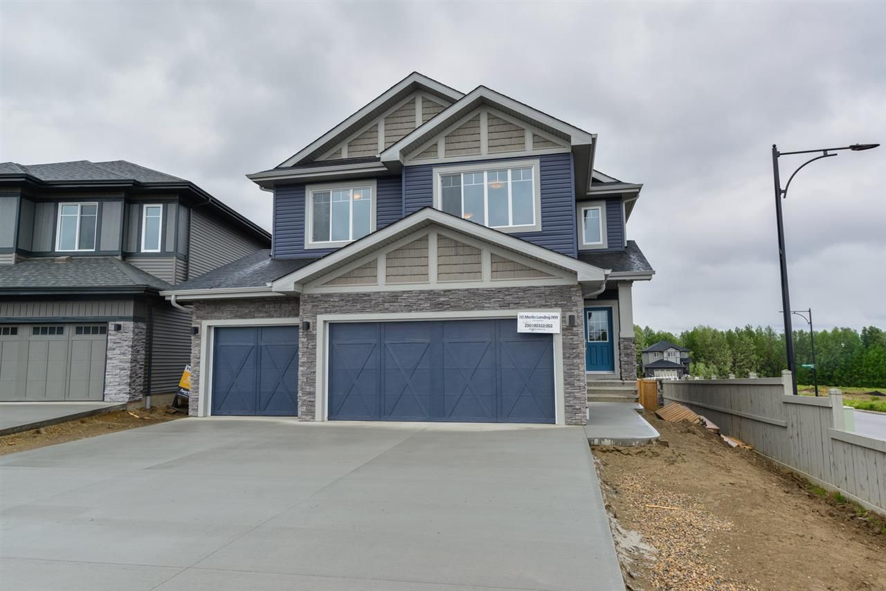 Main Photo:  in Edmonton: Zone 59 House for sale : MLS®# E4160989