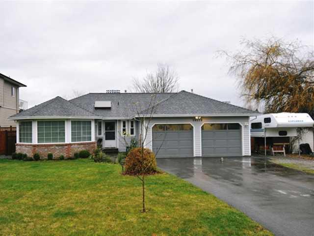 Main Photo: 10579 245B Street in Maple Ridge: Albion House for sale : MLS®# V981658