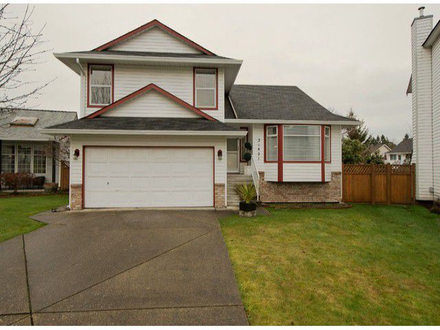 Main Photo: 21421 88B in Langley: Walnut Grove House for sale : MLS®# F1303840