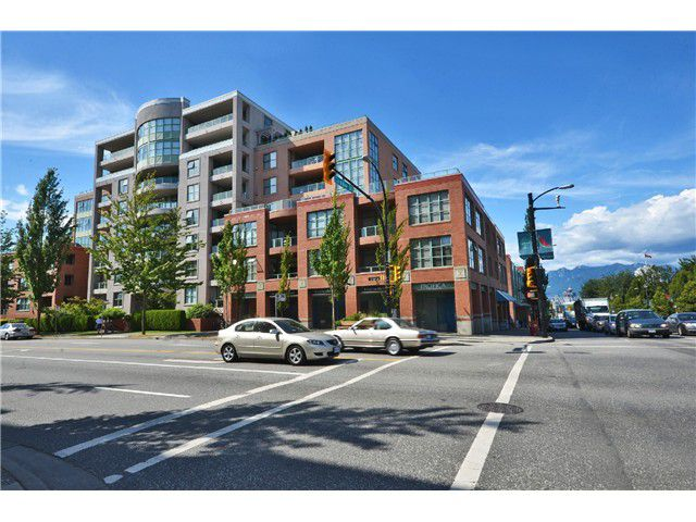 Main Photo: # 702 503 W 16TH AV in Vancouver: Fairview VW Condo for sale (Vancouver West)  : MLS®# V1018204